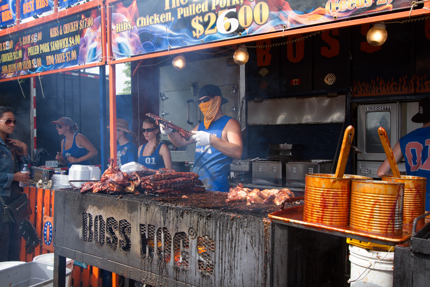 Community Sponsorship wrap-up | Port Moody Ribfest