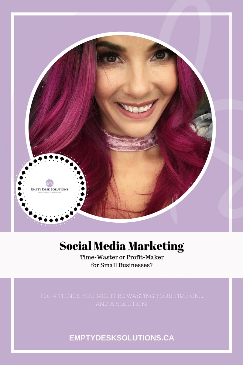 Social Media – Time-Waster or Profit-Maker for Small Businesses