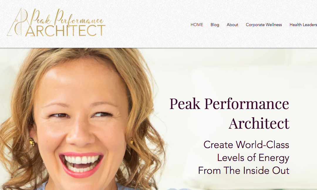 peakperformancearchitect.com