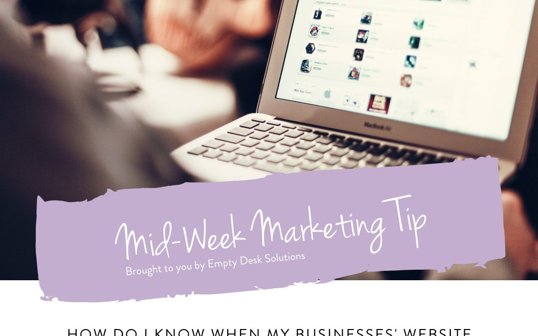 Weekly Marketing Tips Series – Week Eighteen