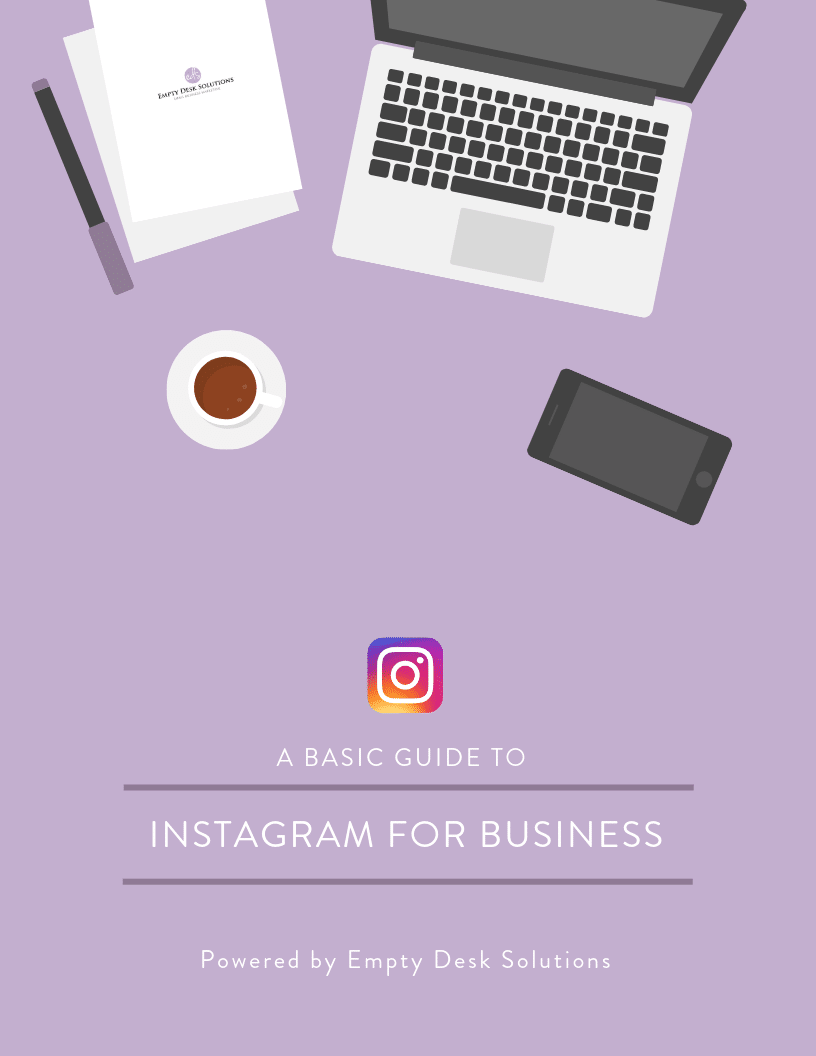 Basic guide to Instagram for Small Business
