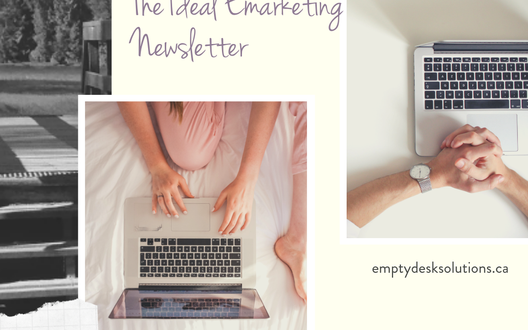 Writing The Ideal Emarketing Newsletter