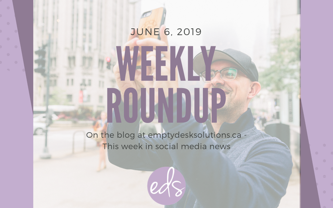 Weekly Round Up – June 6