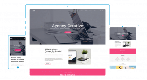 Airi Free WordPress Template