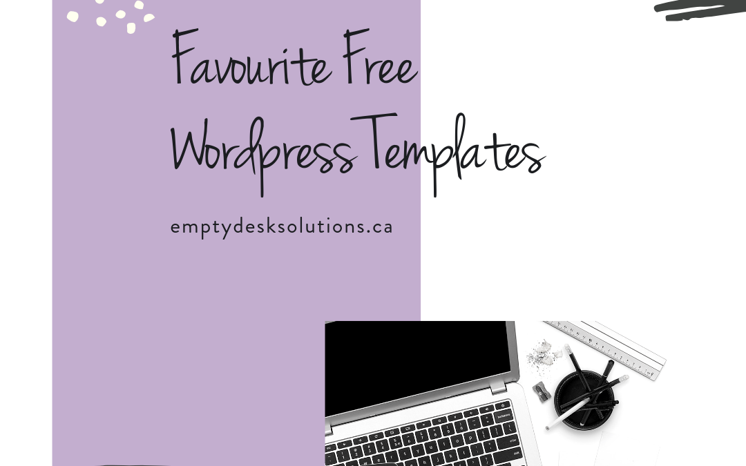 Best Free Wordpress Templates