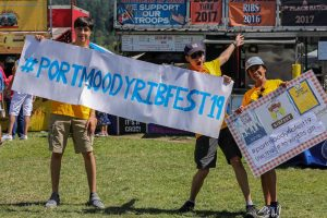 EDS Client Feature: Port Moody Ribfest