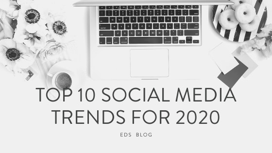 Top 10 social media trends to look out for in 2020